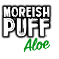 Moreish Puff - Aloe 50mls