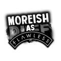 Moreish as Flawless Custards 50mls