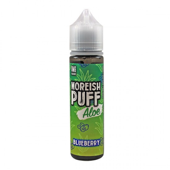 Moreish Puff Aloe 50ml - Original