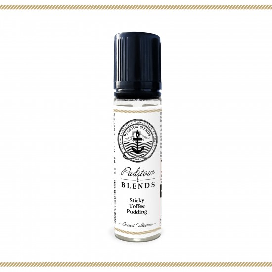 Padstow Blends 50ml Dessert Collection - Sticky Toffee Pudding