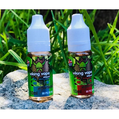 Viking Vape CBD Infusion 10ml