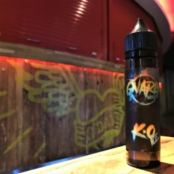 Gnarly Vapes K.O Ice 50ml Shortfill E Juice