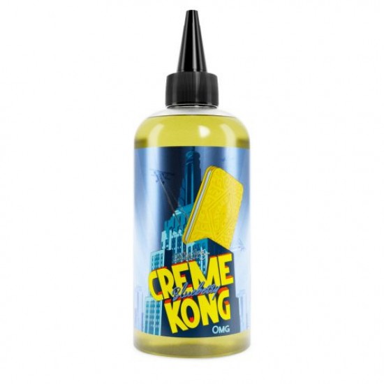 Retro Joe's Creme Kong 200ml Eliquid - Blueberry