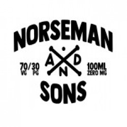 NORSEMAN & SONS 100ml Shortfills