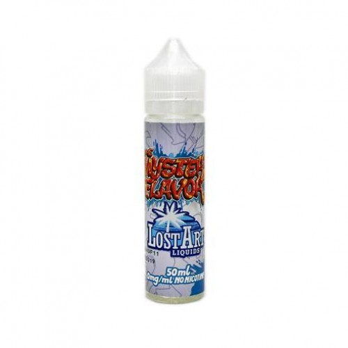 Lost Art - The Mystery Flavour 50ml 0mg Shortfill