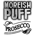 Moreish Puff - Prosecco 50mls