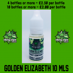 Golden Elizabeth Eliquid