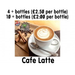 Cafe Latte Eliquid