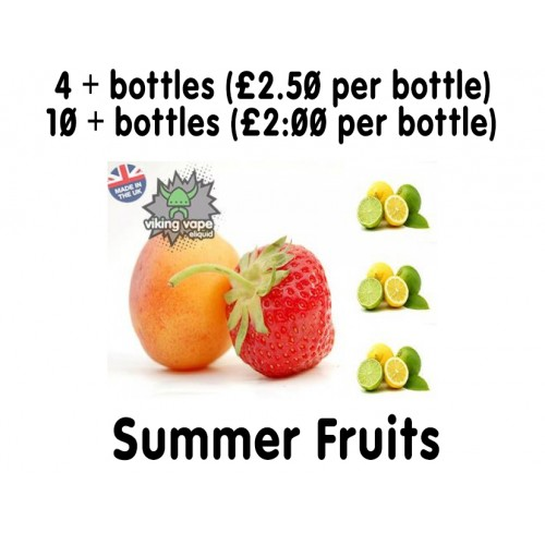 Summer Fruits Eliquid