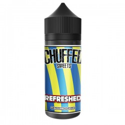 Chuffed Sweets 100ml - Refreshed