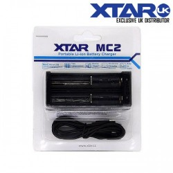 Xtar MC2 2 Bay Charger